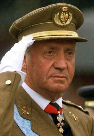 on Su Majestad El Rey Don Juan Carlos I