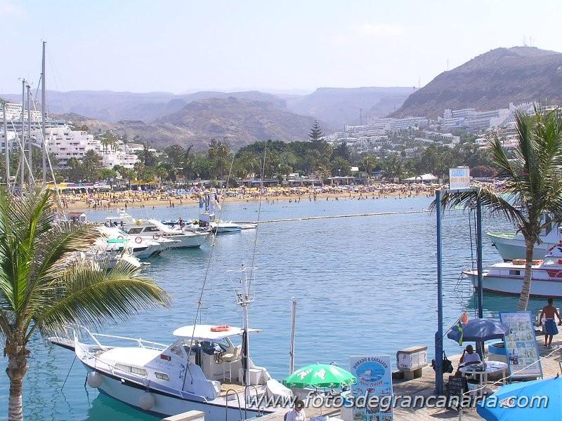 Puerto rico y playa de amadores - Apartamentos puerto rico las palmas ...